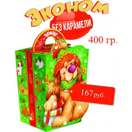 """""""Эконом"""" в картонной упаковке 400 грамм"""