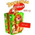 """""""Эконом"""" 400 грамм в картонной упаковке"""