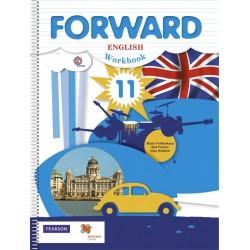 Вербицкая. Английский язык. Forward. 11 кл. Рабочая тетрадь. Базовый уровень. ФГОС)