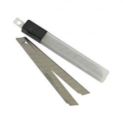 04107 Лезвия д/канц ножей малые 10 шт