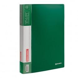 Папка 60 файлов зелёная, 0,8мм
