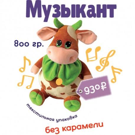 """""""Музыкант"""" в текстильной упаковке - Ювента"""