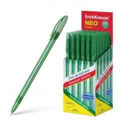 """Ручка шариковая """"NEO ORIGINAL"""" зелёная"""