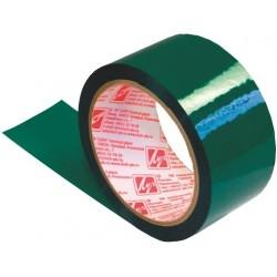 Клейкая лента упаковочная 48*66 зеленая, 40мкм