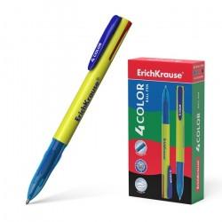 Ручка шариковая 4-х цветная