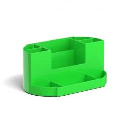 """Подставка для канц принадлежностей """"Виктория.NEON SOLID"""" зелёная, EK 51488"""