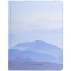 Дневник 1-11 кл. 48л Harmony, ткань, 33615