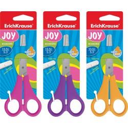 04119 Ножницы 135 мм ''Joy'', закруглённые лезвия, для левшей, Erich Krause, ЕК30790