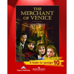 Афанасьева. Английский в фокусе. 10 кл. КДЧ. The Merchant of Venice.