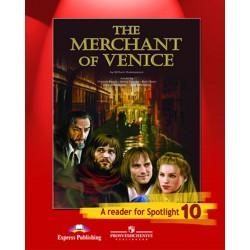 Афанасьева. Английский в фокусе. 10 кл. КДЧ. The Merchant of Venice.