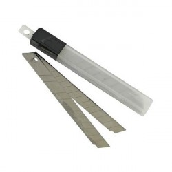 04107 Лезвия для канцелярского ножа 9 мм 10 шт