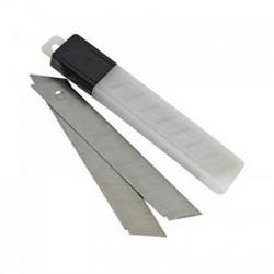 04108 Лезвия для канцелярского ножа 18 мм 10 шт
