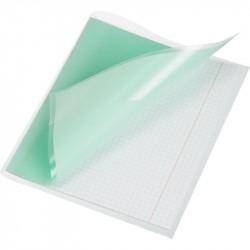 Обложка ПЭ 212*350 мм для тетради