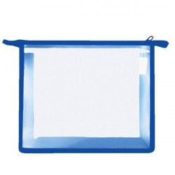 Папка для тетрадей А5, ПТ-750 синяя, Оникс
