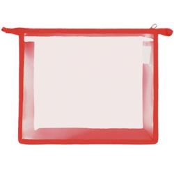 Папка для тетрадей А5, ПТ-750 красная, Оникс
