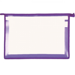 Папка для тетрадей А4, ПТ-850 фиолетовая, Спейс
