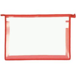 Папка для тетрадей А4, ПТ-850 красная, Оникс