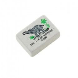 """Ластик """"ELEPHANT"""" 300/80 прямоугольный белый 25*20*6"""