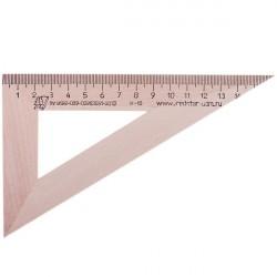 Треугольник деревянный 30*16 см