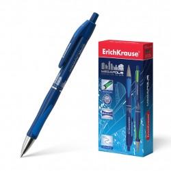 """Ручка шариковая автоматическая 0.7 мм """"MEGAPOLIS"""" синяя, ERICH KRAUSE"""