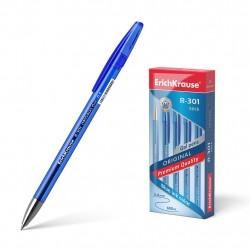 "Ручка гелевая 0.5 мм ""R-301 ORIGINAL GEL"" синяя,  ERICH KRAUSE"