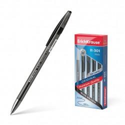 """Ручка гелевая 0.5 мм """"R-301 ORIGINAL GEL"""" чёрная, ERICH KRAUSE"""