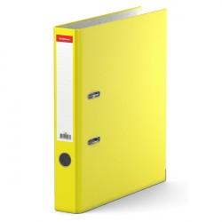 Папка-регистратор 50 мм ERICH KRAUSE, жёлтая