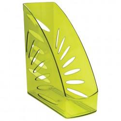 """Лоток вертикальный """"Тропик"""", ширина 110 мм, зелёный (LIME)"""