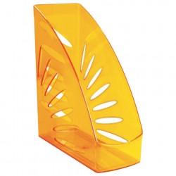 """Лоток вертикальный """"Тропик"""", ширина 110 мм, оранжевый (МАНГО)"""
