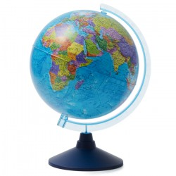 Глобус политический диаметр 250 мм