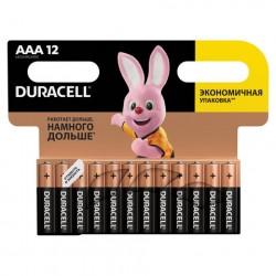 Батарейки DURACELL Basic, AAA  24А