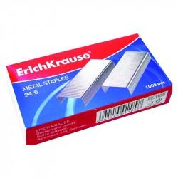Скобы для степлера Erich Krause № 24/6, ЕК1189