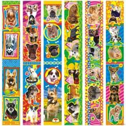 Закладки магнитные Собаки
