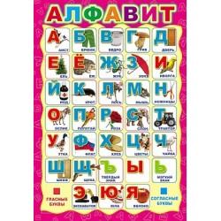 Плакат Алфавит А3